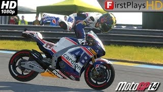 MotoGP 14 - PC Gameplay 1080p
