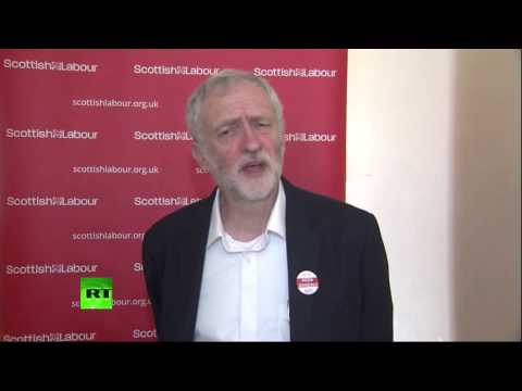 """It's the system"" Corbyn won't attack Cameron personally over offshore"