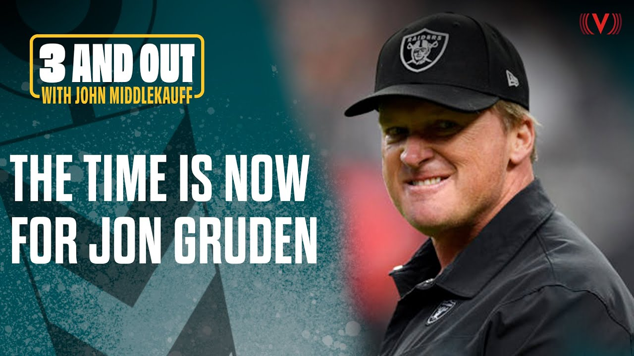 Revamped Raiders look to prove there may be some method to Jon ...