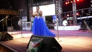 Bustop Tv at Jah album launch 2016