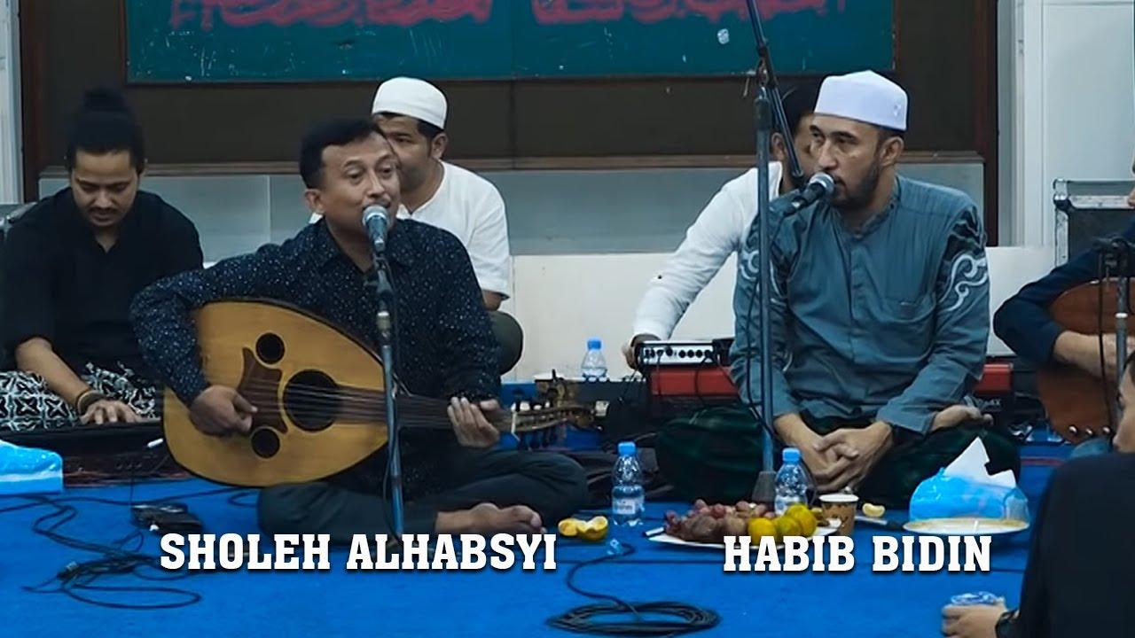 Download Gambus Jalsah - intaa ana syufak - Habib Sholeh fead habib bidin