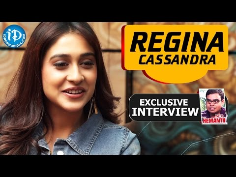 Soukhyam Movie || Actress Regina Cassandra Exclusive Interview || Talking Movies with iDream #59