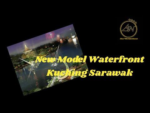 New Waterfront Kuching Sarawak 2017