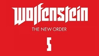 Прохождение Wolfenstein: The New Order — Часть 5: Тюрьма Айзенвальд