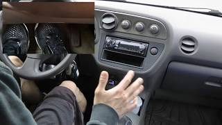 How To Stop A Manual Transmission Car.
