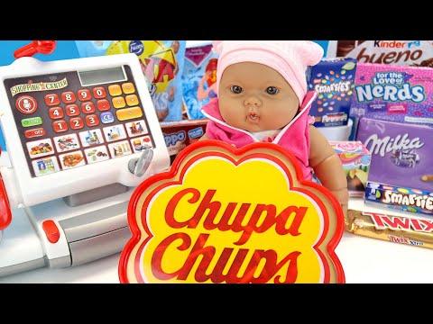КАК МАМА И БЬЯНКА ХОДИЛИ В МАГАЗИН Мультики для детей Куклы Пупсики Игрушки 108мама тв