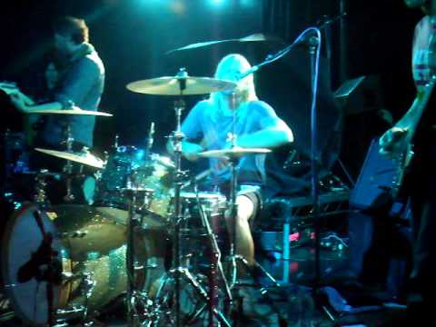 Taylor Hawkins & the Coattail Riders @ the Scala - Louise