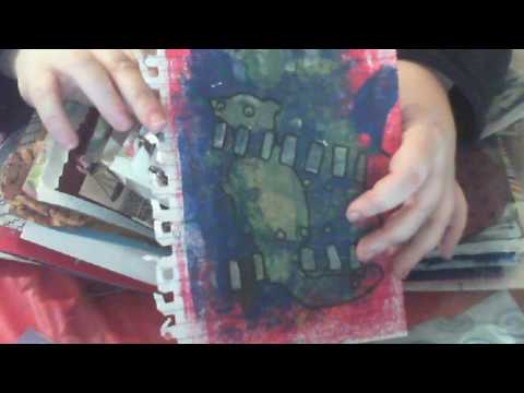 junk journal play time