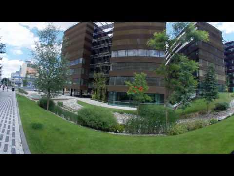 Gear 360 2017 - test záběry - 4K