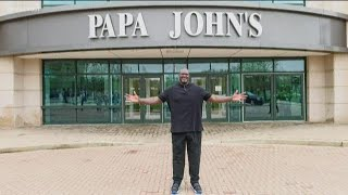 There's a Shaq-branded Papa John's in Atlanta now (#CoonFood Edition)