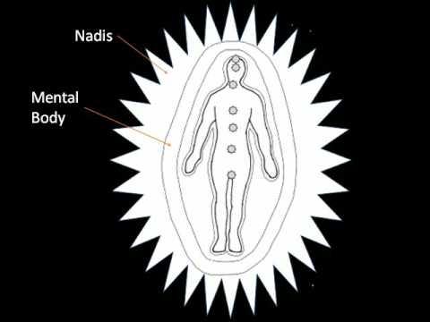 How holistic healing works  the human aura energy field