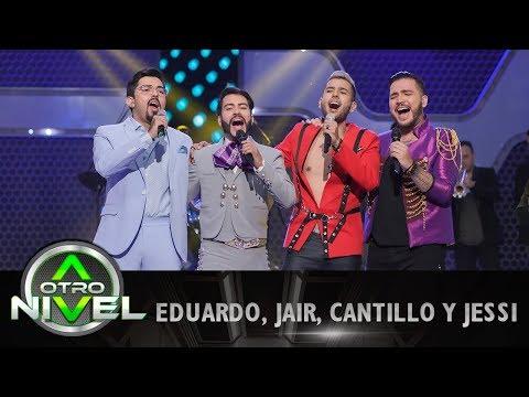 'Vivir mi vida' - Cantillo, Eduardo Escolar, Jair Santrich, Jessi Uribe - Semifinal | A Otro Nivel
