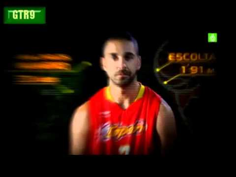 Spain Basketball Team 2010 World Cup
