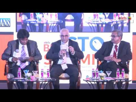 Elets BFSI CTO Summit - Panel Discussion - Financial Technology with Robust Payment System...