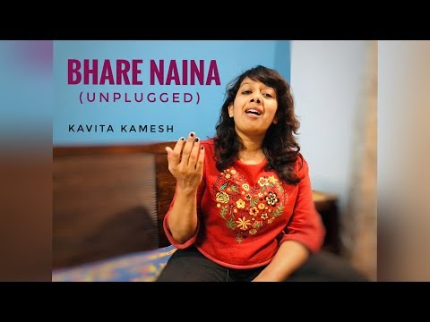 Bhare Naina (Unplugged) - RaOne | Kavita Kamesh | Vishal-Shekar | Nandini Srikar