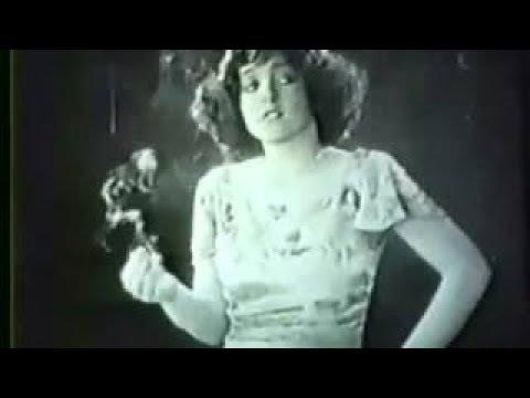 BLACK OXEN. 1924 Silent Film w/ Clara Bow & Corinne Griffith.