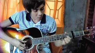 Fox Rain (My GF is a Gumiho OST) - Lee Sun Hee (fingerstyle guitar)