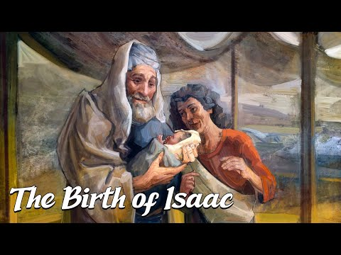 The Birth of Isaac (Biblical Stories Explained)