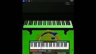 Ruth B - Lost boy Roblox virtual piano [sheet]