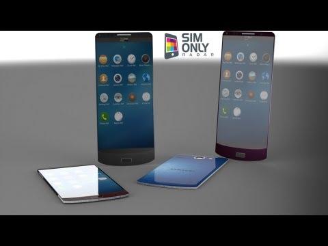 New Samsung Galaxy Tizen S Concept