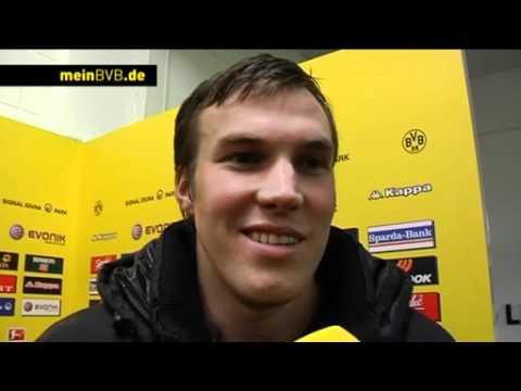BVB - HSV: Freies Interview mit Kevin Großkreutz