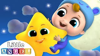 Twinkle Twinkle Little Star, Nursery Rhyme by Little Angel
