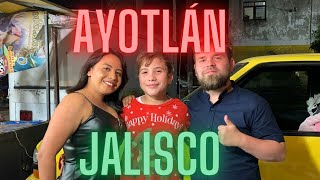 An American in Ayotlán, Jalisco, Mexico ????????
