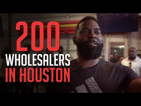 Wholesaling Real Estate   200 Wholesalers in Houston Mp3