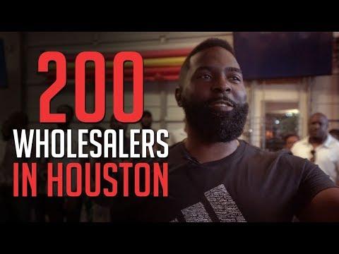 Wholesaling Real Estate | 200 Wholesalers In Houston