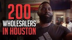 Wholesaling Real Estate | 200 Wholesalers in Houston