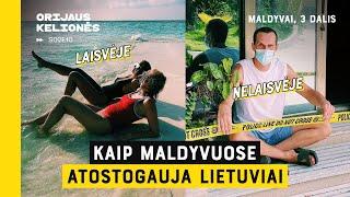 Orijaus kelionės. 2 sezonas, 10 laida. Kaip Maldyvuose atostogauja lietuviai (Maldyvai, 3 dalis)