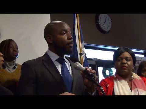 Caribbean Chamber of Commerce 1-15-2018 Press Conference. Houston, Tx. Part 4