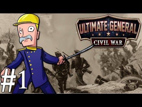 Ultimate General Civil War 1.0  | Union | Part 1 | Skirmish at Philipi