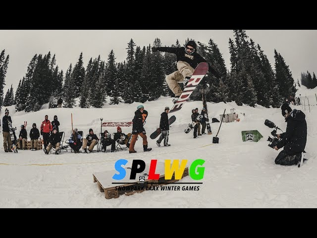 SPLWG 2018 - Snowpark LAAX Winter Games