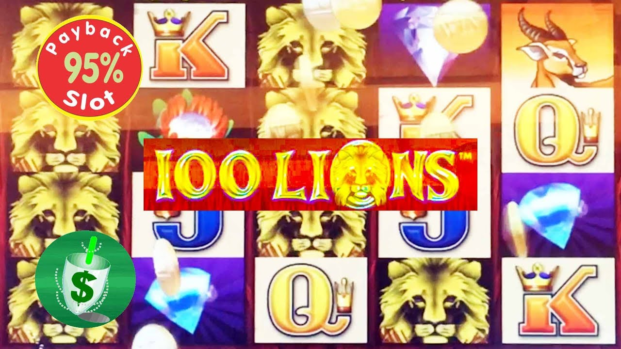 Spiele 9 Lions - Video Slots Online