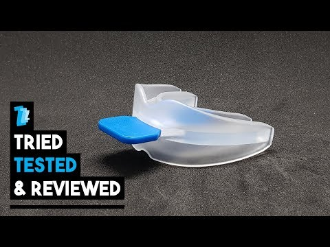 Generic Anti-Snoring Mouthpiece (Blue Tab) - Tested & Reviewed