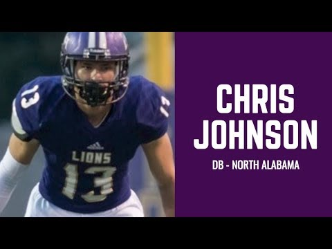 8aefe5e3e347 2019 NFL Draft Prospect Chris Johnson