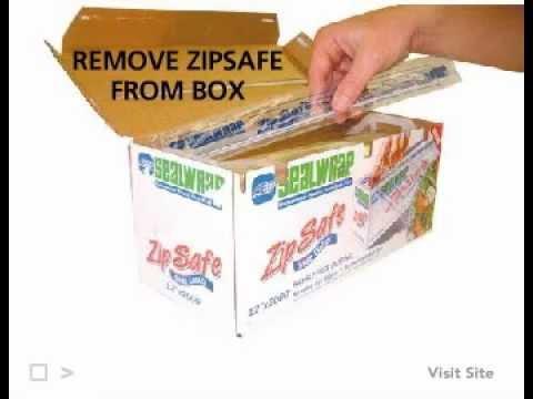 ZipSafe Slide Cutter