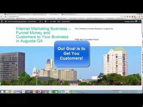 Internet Marketing Augusta Ga   (706) 414-4755