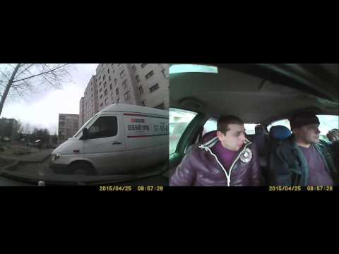 Прикол в такси Вологда 3