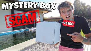 BUYING EXPEN$IVE FISH MYSTERY BOX on AMAZON!! *SCAMMED*