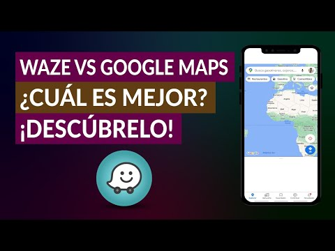 Waze vs Google Maps ¿Cuál es Mejor? – Ventajas y Desventajas de cada App