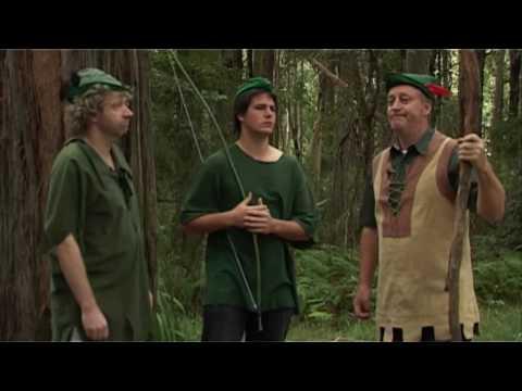 Terry North, Robin Hood, Comedy Sketch.