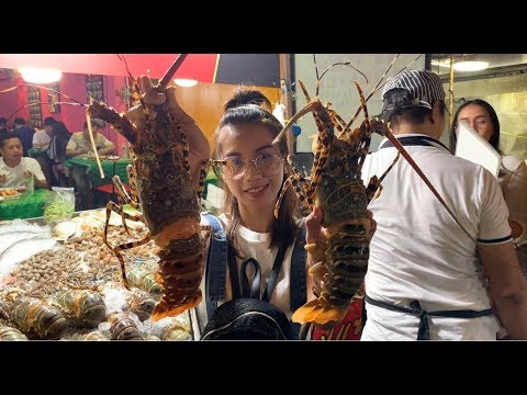 Yummy cooking giant Lobster recipe – Street food