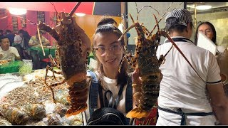 Yummy cooking giant Lobster recipe  Street food