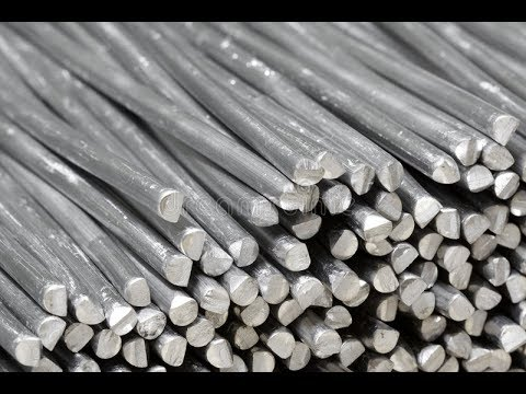 HOW IT'S MADE: Aluminium