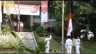 Upacara Peringatan Hari Kemerdekaan RI ke-70 di PT.Angels Products, Bojonegara - Banten