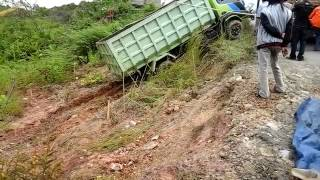 fatal accident  hino dump truck 02