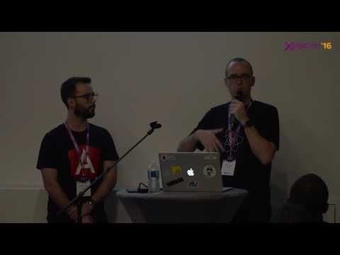 XebiCon'16 : Angular2, React, Vue.js : Bien choisir son framework Front-End