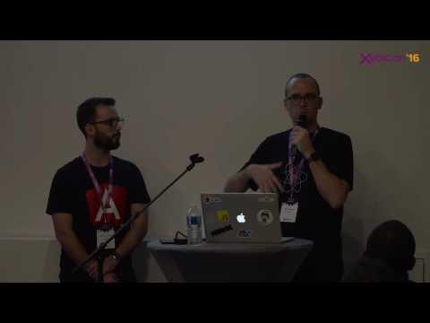 XebiCon'16 : Angular2, React, Vue.js : Bien choisir son framework Front-End